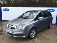 2006 56 Vauxhall Zafira 1.9CDTi ( 120ps ) Auto 2007MY Energy 7 Seater Diesel