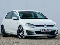 Volkswagen Golf 2.0 TDI BlueMotion Tech GTD DSG 5dr 182 BHP - Just 17,000 Miles