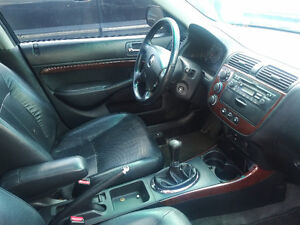 2002 Acura EL Premium Sedan Kitchener / Waterloo Kitchener Area image 5