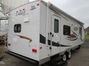 2011 Jayco Eagle 256RSK travel trailer Kitchener / Waterloo Kitchener Area image 4