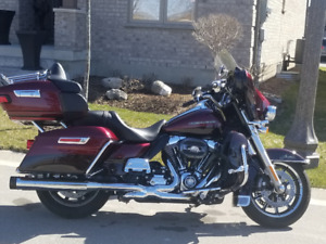2014 Ultra Glide Limited