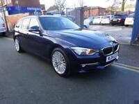 BMW 320 2.0TD ( 184bhp ) ( s/s ) Touring Auto d Luxury