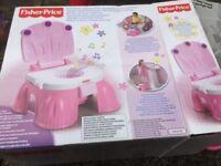 Fisher price stepstool potty