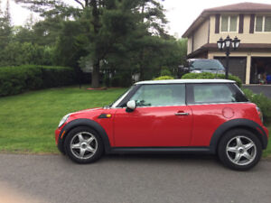 Summer time! - 2008 Red/Rouge Mini Cooper