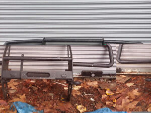 4 runner bumper plus front 4wd gearbox & arms