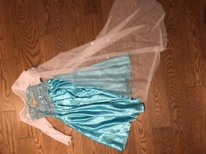 Costume Princess, Frozen, 5-6 yr