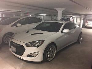 2013 Hyundai Genesis Coupe Premium Coupe (2 door)
