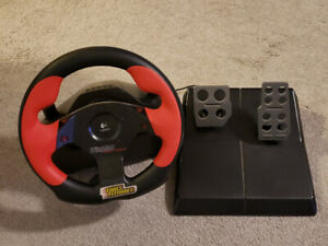 Logitech PC Racing Wheel
