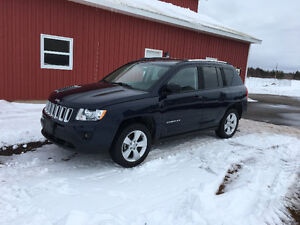 2012 Jeep Compass Sport SUV, Crossover 33000 original kms North
