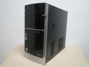 HP Gaming Desktop Computer i3 4GB 1TB NVIDIA Graphics 1GB Office