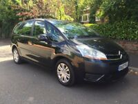 2007 CITREON GRAND PICASSO 7 seater 1.6 diesel