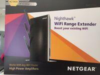 Wi fi range extender