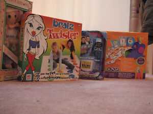Perfect NEW girl's games and toys! ONLY TWISTER REMAINING