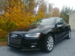 2013 A4 (Quattro) with warranty