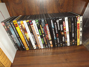 FS: DVD's in MINT condition