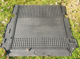 Land Rover Discovery boot liner
