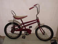 70's Vintage Supercycle Banana Seat Monkey handlebars Bicycle