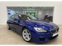 2013 BMW 6 SERIES GRAN COUPE 640i M Sport Saloon Petrol Automatic
