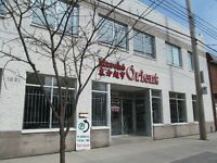 MONTRÉAL (ST. LAURENT) : COMMERCIAL LOCAL FOR RENT