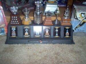 NHL Replica hokey award trophies- 2003 McDonald's and much more