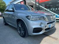 2017 BMW X5 4.4 50i V8 M Sport Auto xDrive (s/s) 5dr SUV Petrol Automatic