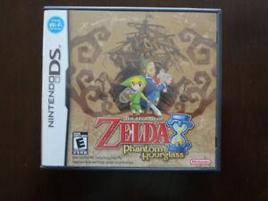 The Lengend of Zelda : Phantom Hourglass DS