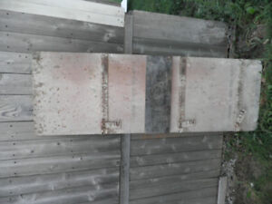 Concrete Forms - pour your own wall and save $$$