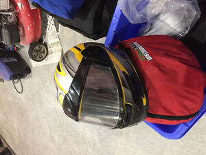 Assorted Snowmobile Helmets - Good Condition.