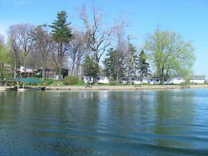 Retire in the 1000 Islands area