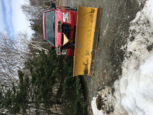 2005 F150 4x4 with Fisher Plow