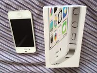 iPhone 4S with accessories Vodafone