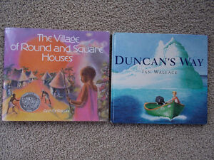 """""""The Village of Round and Square Houses"""" and """"Duncan's Way"""" London Ontario image 1"""