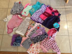 Vêtements fille 12-18 mois