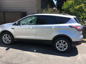 Transfert de bail Ford Escape SE 2017