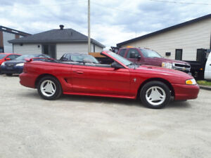 FORD MUSTANG 1997 AUTOMATIQUE 3995$