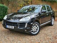2008 58 Porsche Cayenne 5dr Tiptronic S, Only 61000 miles, 1 Owner!
