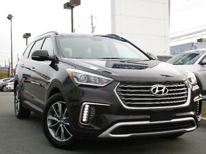 2017 Hyundai SANTA FE Luxury XL 7 Pass