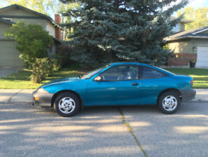 Chevrolet Cavalier for sale: 1995 one owner $1,995