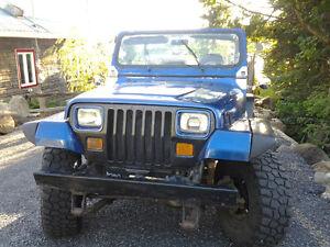 1987 Jeep YJ