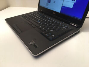 Dell Latitude E7440 i7 TouchScreen 16gb Ram Laptop - Barely Used