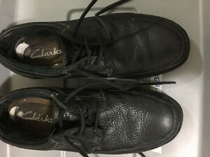 Authentic Clarks Leather Shoes