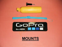 GoPro Mounts.... Bike – Helmet – Bobber – Tripod – Windshield