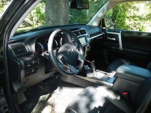 2015 Toyota 4Runner Limited Prince George British Columbia image 3