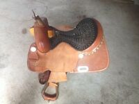 Selle de baril Billy Cook