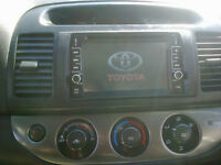 toyota camry buy or sell used or new car stereo gps in ontario kiji. Black Bedroom Furniture Sets. Home Design Ideas
