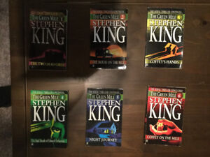Stephen King book collection (30 books)
