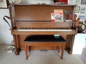 Upright Piano to a Good Home