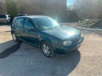 2002 Volkswagen Golf GTI Manual With NEW MOT PX Welcome