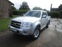 Ford Ranger 2.5TDCi ( 143PS ) 4x4 XLT Thunder Double Cab**2 OWNERS**