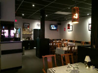 Turn Key Pizza and Steak house Restaurant AND building for Sale